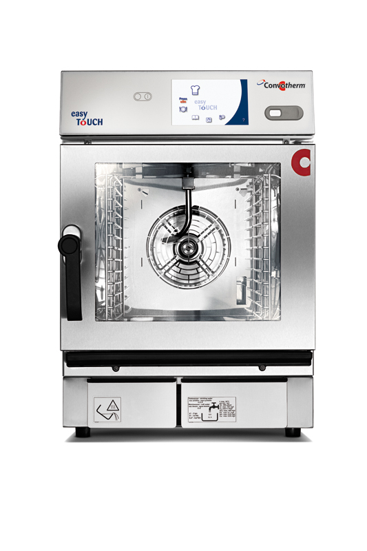 Convotherm Combi Oven Oes 6 10 Mini Easytouch